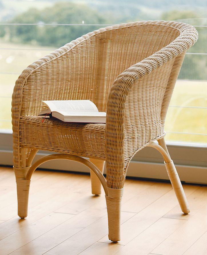 rattansessel natur lackiert neu korbsessel korbstuhl korb rattan sessel stuhl 4007299030172 ebay. Black Bedroom Furniture Sets. Home Design Ideas
