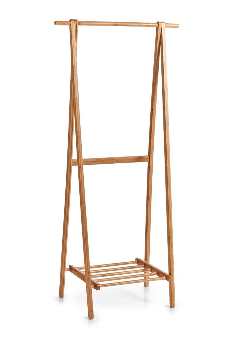 garderobenst nder aus bambus holz kleiderst nder kleiderstange schuhablage ebay. Black Bedroom Furniture Sets. Home Design Ideas