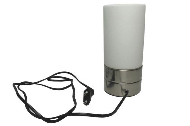 tischlampe pure mit touch funktion tischleuchte nachttischlampe beleuchtung ebay. Black Bedroom Furniture Sets. Home Design Ideas