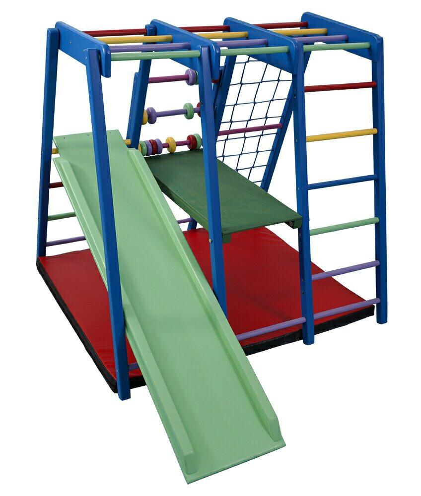 """kinder kletterturm mit rutsche """"paint"""" spielcenter spielplatz"""